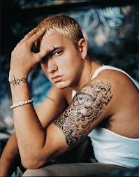 eminem quarter sleeve tattoo ideas tattoomagz