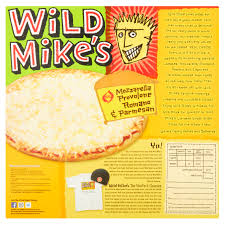wild mike u0027s ultimate super sized 4 cheese pizza 36 30 oz