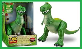 disney toy story rex talking dinosaur action figure u0026 worth