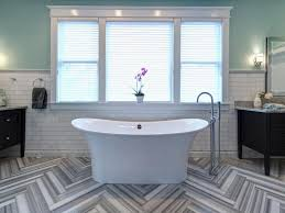 hgtv design ideas bathroom tile design ideas for bathrooms 15 simply chic bathroom tile