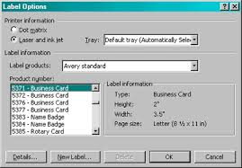Business Card In Word Create Business Cards In Word