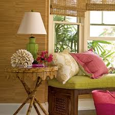 Beach Living Room by Classic Tropical Island Home Decor Coastal Living