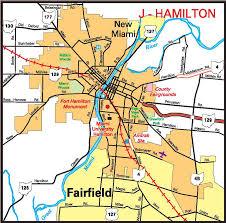 Map Of Dayton Ohio Cities11