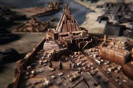 Interactive Westeros Map Game Of Thrones This Interactive 360 Westeros Title Sequence Map