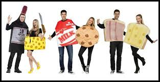 Bacon Egg Costume Halloween Fun Couples Costume Ideas 2014 Halloween Costumes Blog