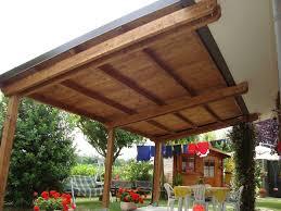 preventivo tettoia in legno suggerimenti e consigli su come realizzare una tettoia in legno