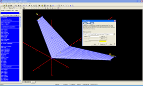 aircraft design software flight level engineering surfaces cfd