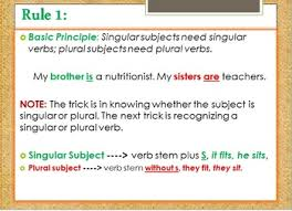 subject verb agreement powerpoint and worksheet bundle by mr muse