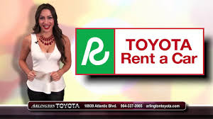 toyota service oficial servicio de renta de carros de arlington toyota youtube