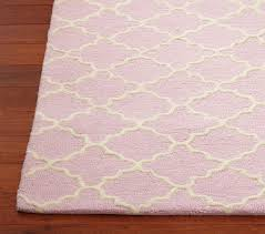 Purple Flower Rug Pink S Room Design In Bohemian Style Kidsomania 150x200cm