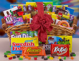 candy gift basket candy baskets candy gift baskets