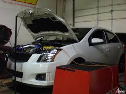 nissan 2008 sentra 2008 nissan sentra sp v turbo j tune performance
