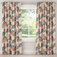 Orange Panel Curtains Buy Lined 108 Panel Curtains From Bed Bath U0026 Beyond