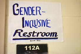 Gender Neutral Bathrooms - umass students bring back our gender neutral bathroom