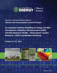 news climate and earth system modeling