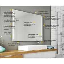 bathroom mirror halo see it in our showroom u0026 save
