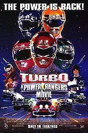 turbo power rangers movie