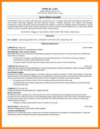 Relevant Experience Resume Sample by 64 College Grad Resume Examples College Student Resume