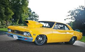 Chevy Muscle Cars - 1966 chevy chevelle named