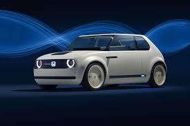 honda urban ev concept previews all electric supermini at