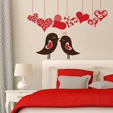 bedroom wall stickers romantic wall stickers bedroom wall stickers wallmantra