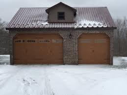 10x10 garage door our work