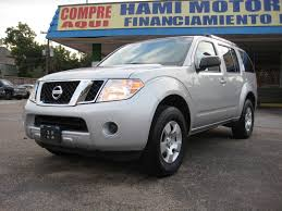 pathfinder nissan 2008 nissan pathfinder only 1500 down payment hami motors inc