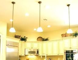 How To Install Recessed Lighting In Ceiling Putting Recessed Lighting Existing Ceiling Cost To Install