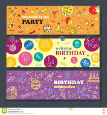 100 party banner template summer beach party banner with yellow
