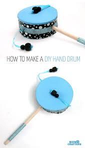 make a diy hand drum hand drum diy toys and fun diy