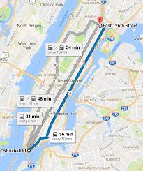 Staten Island Bus Map The Wicked Problem Of Bus Transit In Nyc A Followup Micro Case