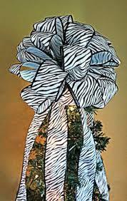 decoart zebra striped ornament ornaments craft