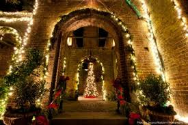 barnsley gardens christmas lights illuminate the holidays with these 6 georgia light displays