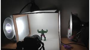 how to make a photo light box action figure photography how to make a light box action figure fury