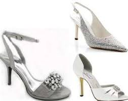 silver shoes for bridesmaids 12 best wedding bridesmaid shoe exles images on