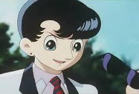 astroboy hair rock astro boy absolute anime