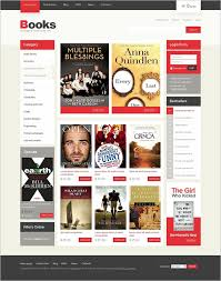 templates for bookshop book store virtuemart templates themes free premium free