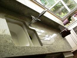 Granite Undermount Kitchen Sinks by Elegant Underslung Kitchen Sinks Houzer Stainless Steel Undermount