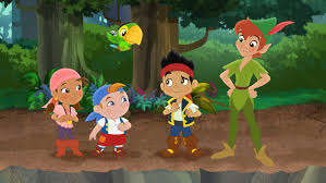 jake and the never land pirates gets a surprise guest star