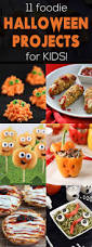 11 wickedly fun foodie halloween projects for kids holidays