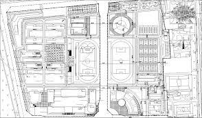 campus design drawings u2013 cad design free cad blocks drawings details