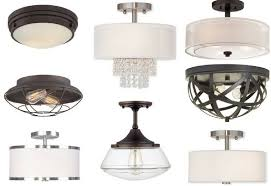 Types Of Ceiling Light Fixtures The Different Types Of Flush Mount Ceiling Lights Buying Guide