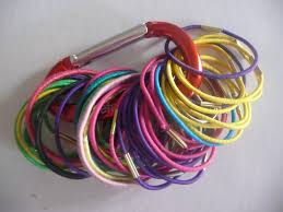 ponytail holder hi it s jilly organizing ponytail holders