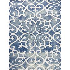 blue and white area rugs creative rugs decoration