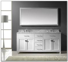 60 bathroom vanity double sink white sinks and faucets home