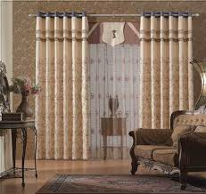 fabulous beautiful living room curtains in home decorating ideas