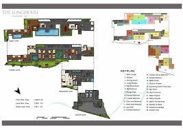 floorplan the longhouse u2013 jimbaran 6 bedroom luxury villa bali