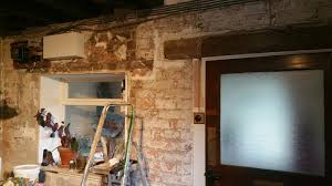 renovating an old stone cottage chalk paint for damp solid walls