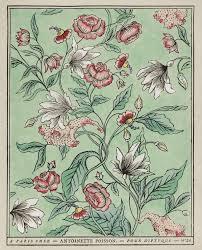 Antoinette Poisson Papier Peint édition Limitée La Collection Rosa Mundi De Diptyque Selon