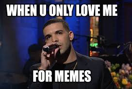 How To Meme A Video - saturday night live drake meme monologue video ew com